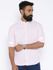 Light Pink Shirts - Buy Light Pink Shirts online in India