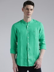 Linen Shirts - Buy Linen Shirts for Men Online in India - Myntra