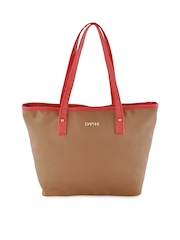 Daphne Brown Shoulder Bag