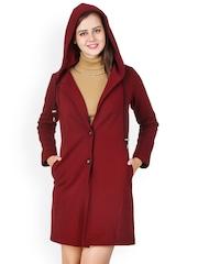 Long Jackets for Women - Buy Women Long Coats Online - Myntra