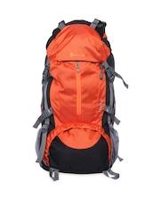 Impulse Unisex Orange 65 Litres Rucksack