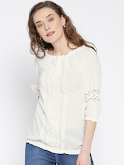 Ladies Tops - Buy Women Tops & Tshirts Online - Myntra