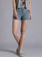 Denim Shorts - Buy Denim Shorts online in India
