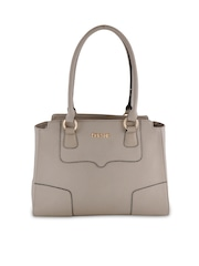 discount designer purses pqy9  Daphne Grey Shoulder Bag