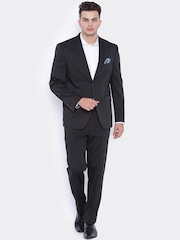 Black Suits - Buy Black Suits For Men Online - Myntra