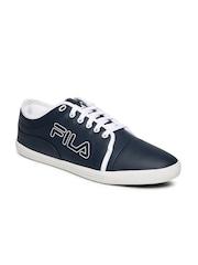 fila shoes men blue