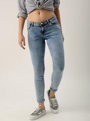 Jeans for Women - Buy Ladies Black Denim Jeans Online in India