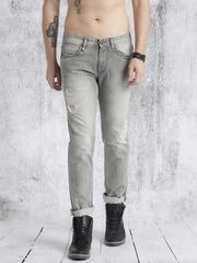 Grey Jeans For Men - Buy Grey Jeans For Men online in India