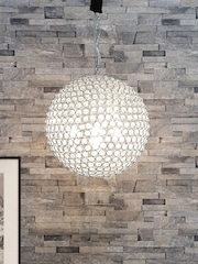Jainsons Emporio Crystal Pendant Ceiling Lamp