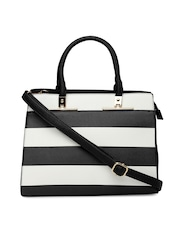 Black And White Striped Handbags - Buy Black And White Striped ...