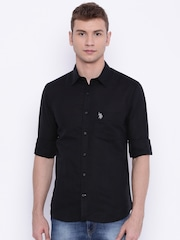 Men Black Shirts | Buy Men Black Shirts Online in India at Best Price