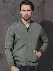 Jackets - Buy Leather Jackets, Denim Jackets for Men & Women - Myntra
