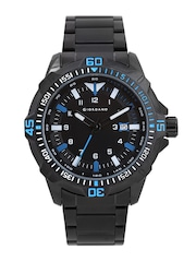 watches for men buy mens watches online in giordano men black analogue watch c1002 44