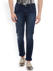 Rodamo Men Blue Slim Fit Stretchable Jeans