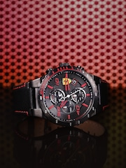 watches buy italia watch mens scuderia limited ferrari at chronograph herron image j edition son s men