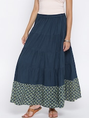 Maxi Skirts | Buy Maxi Skirts Online in India at Best Price