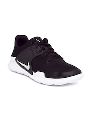 Nike Men Burgundy ARROWZ Sneakers