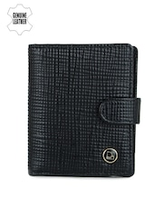 Card holders buy card holders cases online in india da milano men black textured leather card holder reheart Gallery