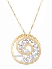 Tanishq diamond jewellery pendant buy tanishq diamond jewellery mia by tanishq 345 g 14 karat gold circular design pendant with diamonds aloadofball Choice Image