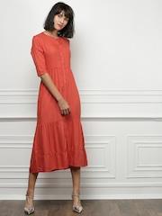 Orange Dress - Buy Orange Dresses For Women Online in India