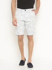 White Shorts - Buy White Shorts Online in India