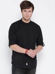 Men Black Shirts | Buy Men Black Shirts Online in India at Best Price