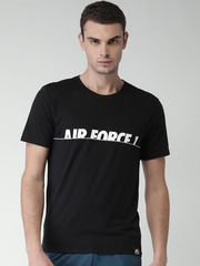 W NSW TOP SS TXT FLORAL - TOPWEAR - T-shirts Nike