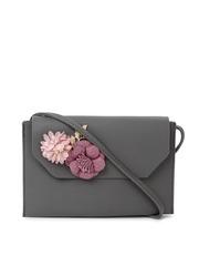 ad6de9c587f0c Buy Lavie Pink   Off White Azalia Sling Bag – Handbags for Women .