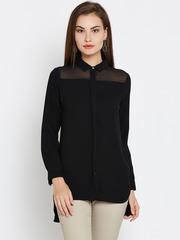 Women Black Shirt - Buy Women Black Shirt online in India