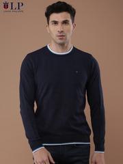 Men Printed Sweater