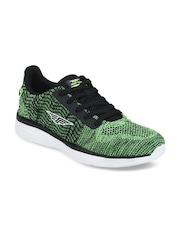 Red Tape Athleisure Sports Range Men Green Running Shoes