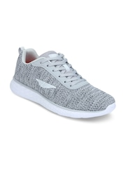Red Tape Men Grey Athleisure Sports Range Running Shoes