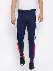 fila track pants. fila donald navy joggers fila track pants