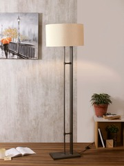 Jainsons Emporio Floor Lamp With Shade