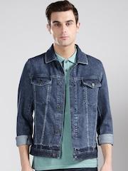 Blue Denim Jackets - Buy Blue Denim Jackets online in India