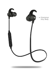 Boult Black Wireless Bluetooth Earphones BA-SPACE