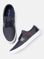 Mast & Harbour Men Navy Sneakers