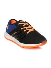 Duke Men Black Running Shoes