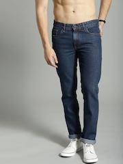 ed2212510659b Blue Jeans - Buy Men, Kids & Ladies Blue Jeans Online | Myntra