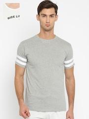SayItLoud Men Pack of 2 Round Neck T-shirts
