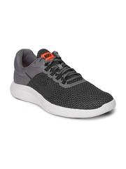 Nike Men Charcoal Grey Lunarconverge 2 Running Shoes