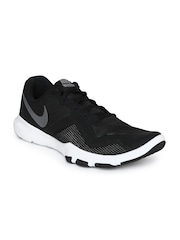Nike Men Black Flex Control Ii Training Shoes