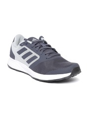 Adidas Men Navy Blue Grey Adistark 2 Running Shoes