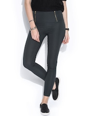 High waist jeggings india