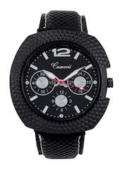 Camerii Men Black Dial Watch WM130