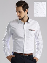 Formal Shirts for Men - Buy Men's Formal Shirts Online | Myntra