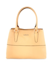 Daphne Beige Shoulder Bag