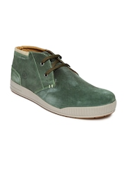 Woodland Men Green Derbys