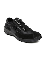 Woodland Men Black OGC 1984116 BLACK 44 Trekking shoes
