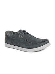 Woodland Men Grey Derbys
